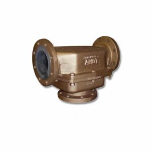 Vanne de régulation thermostatique AMOT