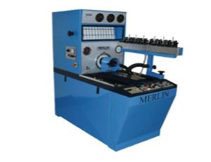 Bancs d'essais pour l'automobile Merlin Diesel (Automotive Test benches Merlin Diesel)